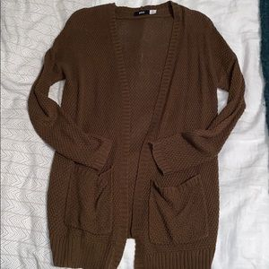 EUC BDG open cardigan sweater
